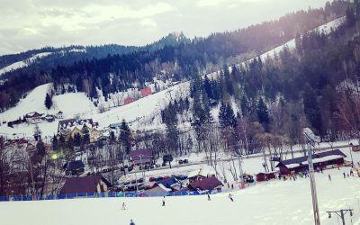 Klepki - ośrodek narciarski Wisła (zdjęcia Apartament BelwederSKI)