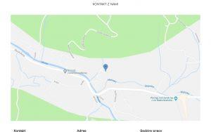 Noclegi w Wiśle przez Google Business Site