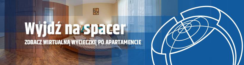 Zobacz wirtualną wycieczkę po apartamencie w Wiśle